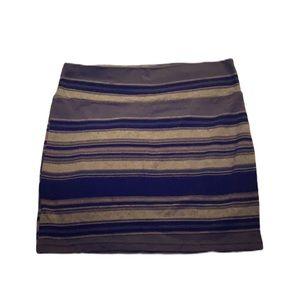 LUNA TIKS Striped Skirt!